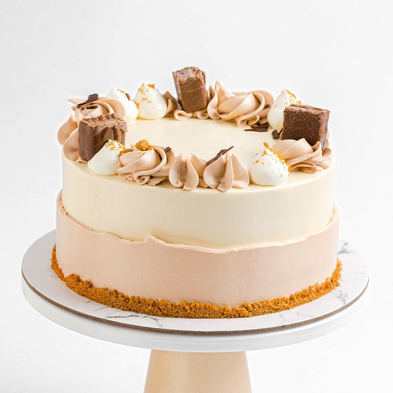 Salted Caramel Chocolate Cake | Online Cake Delivery Singapore | Baker
