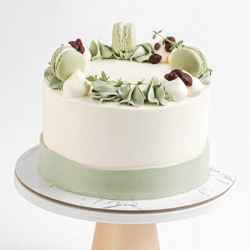 Matcha Azuki Cake | Online Cake Delivery Singapore | Baker