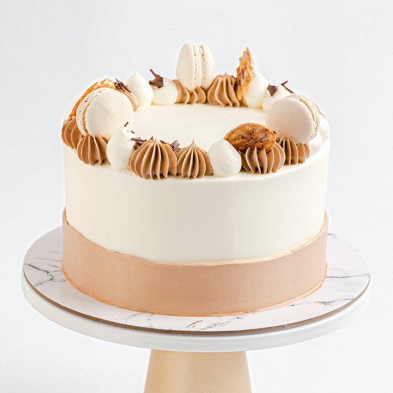 Best Banana Chocolate Cake Singapore - Baker's Brew Studio